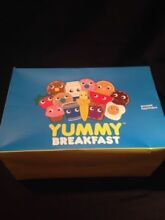 kidrobot yummy breakfast 2012 series 1 brand