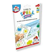 anker a5 learn to spelling book 20 wipe