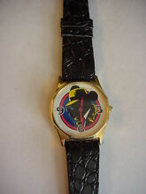 dick tracy mickey mouse montre disney Édition