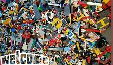 lego joblot mixed bricks 1kg 1000g