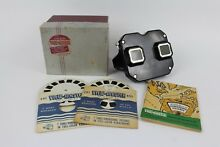 sawyer view master stereoscope in