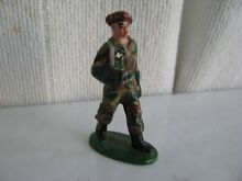 toy soldier french paratrooper