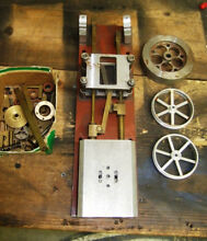 miniature steam engine project