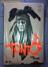 lone ranger in stock hot toys mms217 tonto