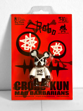 qee a mad barbarians toy2r 2 5 kidrobot