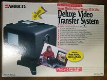 System Ambico Home Movies Slides