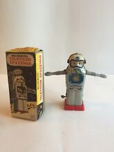 alps mechanical television spaceman