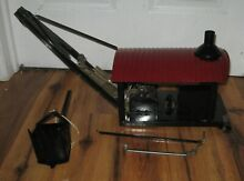 buddy l t reproductions steam shovel
