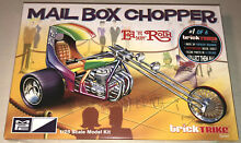 ed roth mpc s mail box chopper trick trikes