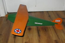 steelcraft army scout us mail plane nx107 130