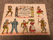 theatre pollocks toy harlequinade colour