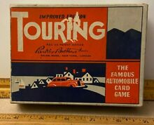 touring game touring automobile game 1947 parker