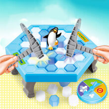 dont break the ice kids save penguin dont break ice