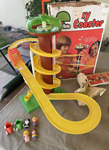 kenner tree tots sky coaster 1977 complete