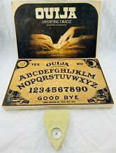 ouija board 1972 william fuld by parker