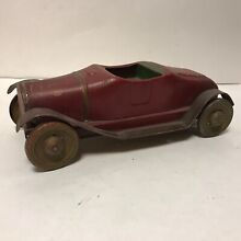 dayton republic pressed steel coupe toy