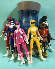 mighty morphin power rangers lighting collection