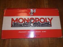 monopoly board game complete family party