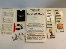 board game 1950 parker brothers clue