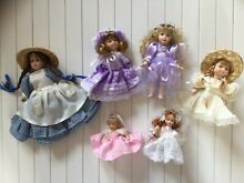 china doll bundle small porcelain s