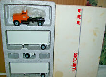 winross 1986 yellow freight double pup