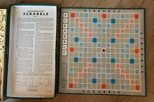scrabble game c 1950 s 1960 s 100 complete