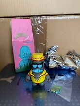 kidrobot kwanzaa bot futurama good news