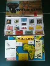 spears game wild life board game spear s games