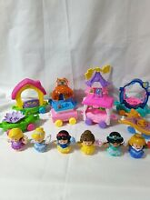 little people fisher price figures toy bundle