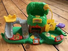 little people fisher price zoo animal sounds
