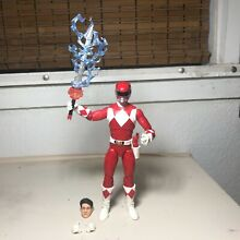 mighty morphin mmpr lightning collection red