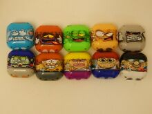 mighty beanz all 10 square jumping beans square