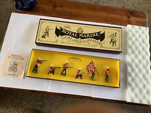 britains d boxed toy soldiers set royal