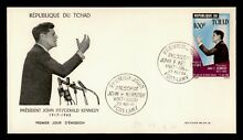 chad valley dr who 1964 chad fdc john f kennedy