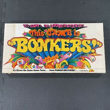 bonkers game 1978 this game is bonkers board