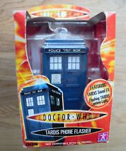dr who doctor who tardis phone flasher