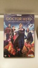 dr who doctor who complete eleventh series