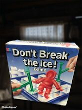 dont break the ice don t break ice game mb games 1987