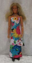 bionic woman made to fit dolls 75 handmade