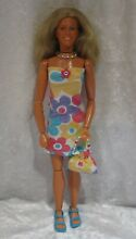 bionic woman made to fit dolls 78 handmade