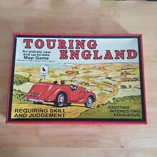 touring game touring england board game in good