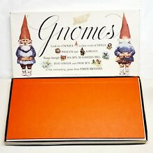 go for it parker parker brothers gnomes board game