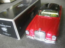 ichiko collection mercedes benz coupe red