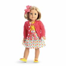 american girl doll kit s photographer outfit cardigan