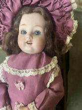 heubach rare bisque doll inge gerbruder for