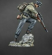 german mountain shoot tin soldiers painted