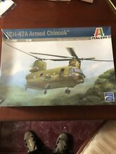 italeri ach 47a armed chinook attack