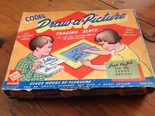 codeg 1950 s draw a picture tracing slate