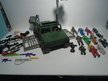 figures lot weapons vehicle arah
