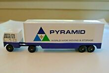 ralstoy pyramid moving truck new old stock